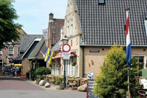 Appartement De Zeehond Amelander-Kaap, Апартаменты  Холлум - big - 15