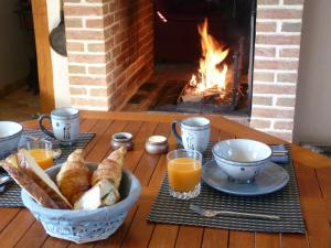 L'Etape Normande, Bed & Breakfast  Montroty - big - 30