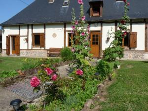 L'Etape Normande, Bed & Breakfast  Montroty - big - 23