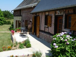 L'Etape Normande, Bed & Breakfast  Montroty - big - 33
