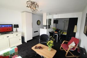 Appartement ZEEDUIN - Amelander Kaap, Apartmány  Hollum - big - 29