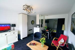 Appartement ZEEDUIN - Amelander Kaap, Apartmány  Hollum - big - 13