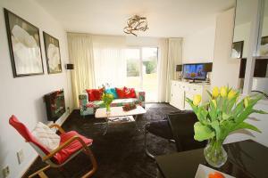 Appartement ZEEDUIN - Amelander Kaap, Apartmány  Hollum - big - 15