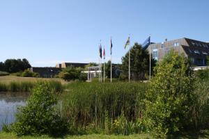 Appartement TIME-OUT - Amelander Kaap, Апартаменты  Холлум - big - 9