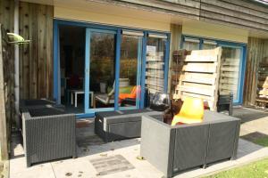 Appartement TIME-OUT - Amelander Kaap, Апартаменты  Холлум - big - 14