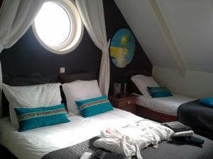 Waddenstee, Prázdninové domy  Westernieland - big - 28