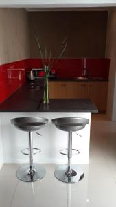 Bunkers Self Catering, Apartmány  East London - big - 14