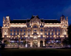 Four Seasons Hotel Gresham Palace Budapest(Budapest)
