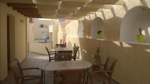 Anemomilos Suites, Aparthotely  Fira - big - 63