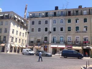 Apartamento Porta da Figueira, Апартаменты  Лиссабон - big - 2