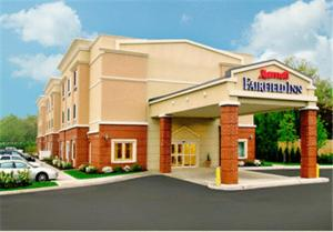Nearby hotel : Fairfield Inn by Marriott Medford Long Island