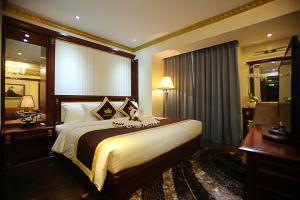 GOPATEL Hotel & Spa, Отели  Дананг - big - 17