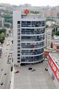 (Seven Eleven Most City Hotel)