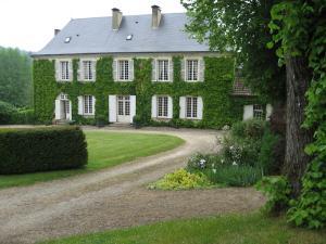 Maison d'hôtes Manoir Le Bourdil Blanc