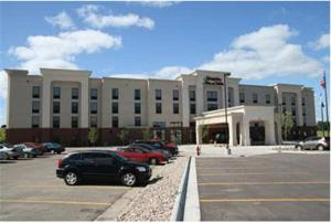 Hôtel proche : Hampton Inn & Suites Brookings