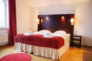 Hotel Skansen, Hotels  Färjestaden - big - 12