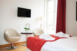 Hotel Skansen, Hotels  Färjestaden - big - 17