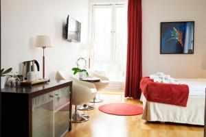 Hotel Skansen, Hotels  Färjestaden - big - 18