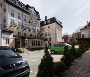 Отель Нота Бене - фото 3
