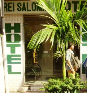 Nearby hotel : Rei Salomão Hotel