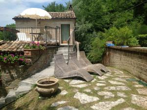 Vecchia Fornace Paradiso, Bed and Breakfasts  Santa Vittoria in Matenano - big - 10