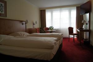 Hotel Bayerischer Hof, Отели  Прин-ам-Кимзее - big - 14