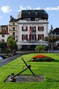 Romantik Hotel Mont Blanc au Lac