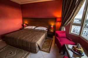 Hotel Tafilalet, Hotels  Meknès - big - 6