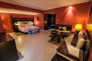 Hotel Tafilalet, Hotels  Meknès - big - 17