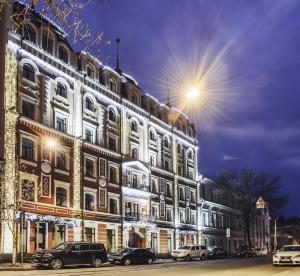 ポドル プラザ ホテル