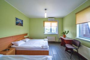 Отель Green - фото 17