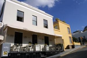 The Grey Hotel, Downtown Cape Town
