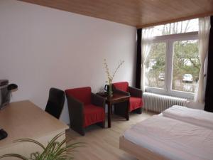 Private Übernachtung, Privatzimmer  Kempten - big - 7