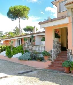 Villa D Relaxing Holiday House, Appartamenti  Marino - big - 27