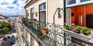 Лиссабон - Casinha das Flores