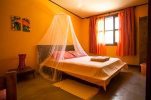 Casa Rural Aroma de Campo, Bed & Breakfasts  Curubandé - big - 4