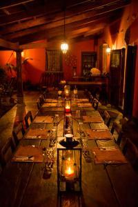 Casa Rural Aroma de Campo, Bed & Breakfasts  Curubandé - big - 28