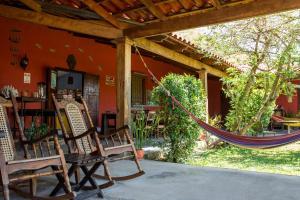 Casa Rural Aroma de Campo, Bed & Breakfasts  Curubandé - big - 23