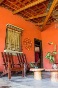 Casa Rural Aroma de Campo, Bed & Breakfasts  Curubandé - big - 29