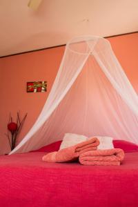 Casa Rural Aroma de Campo, Bed & Breakfasts  Curubandé - big - 5