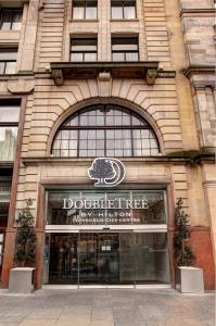 Doubletree by Hilton Edinburgh City Centre (2 of 24)