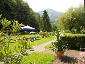 Aparthotel Alpenpark, Апарт-отели  Кохель-ам-Зее - big - 18