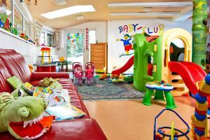 Habachklause Baby- & Kinderhotel, Bauernhof & Chalet