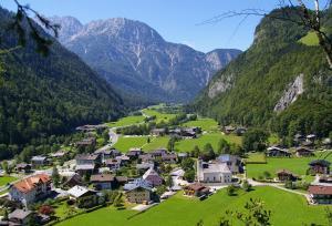 Landgasthof Seisenbergklamm