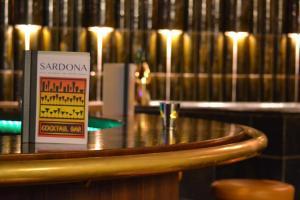Hotel Sardona, Hotel  Elm - big - 51