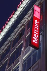 Отель Mercure Липецк Центр - фото 4