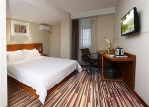 Jinjiang Inn Select Chengdu Shuangliu International Airport, Hotels  Chengdu - big - 3