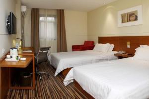 Jinjiang Inn Select Chengdu Shuangliu International Airport, Hotels  Chengdu - big - 6