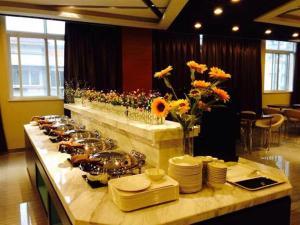 Jinjiang Inn Select Chengdu Shuangliu International Airport, Hotels  Chengdu - big - 17