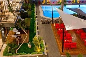 Samira Exclusive Hotel & Apartments, Szállodák  Kalkan - big - 73